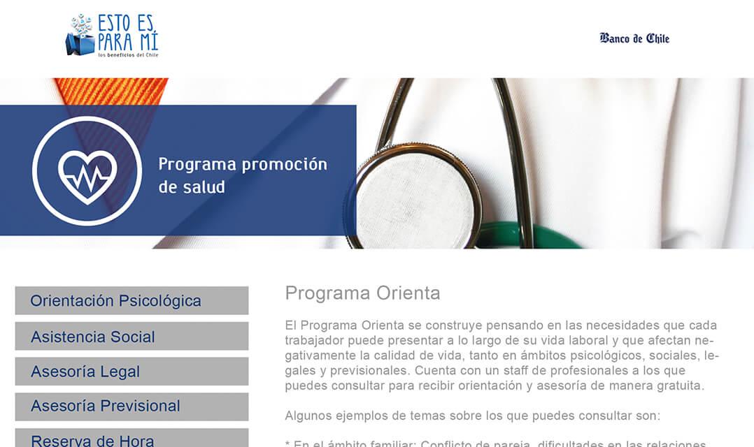 Beneficios Banco de Chile