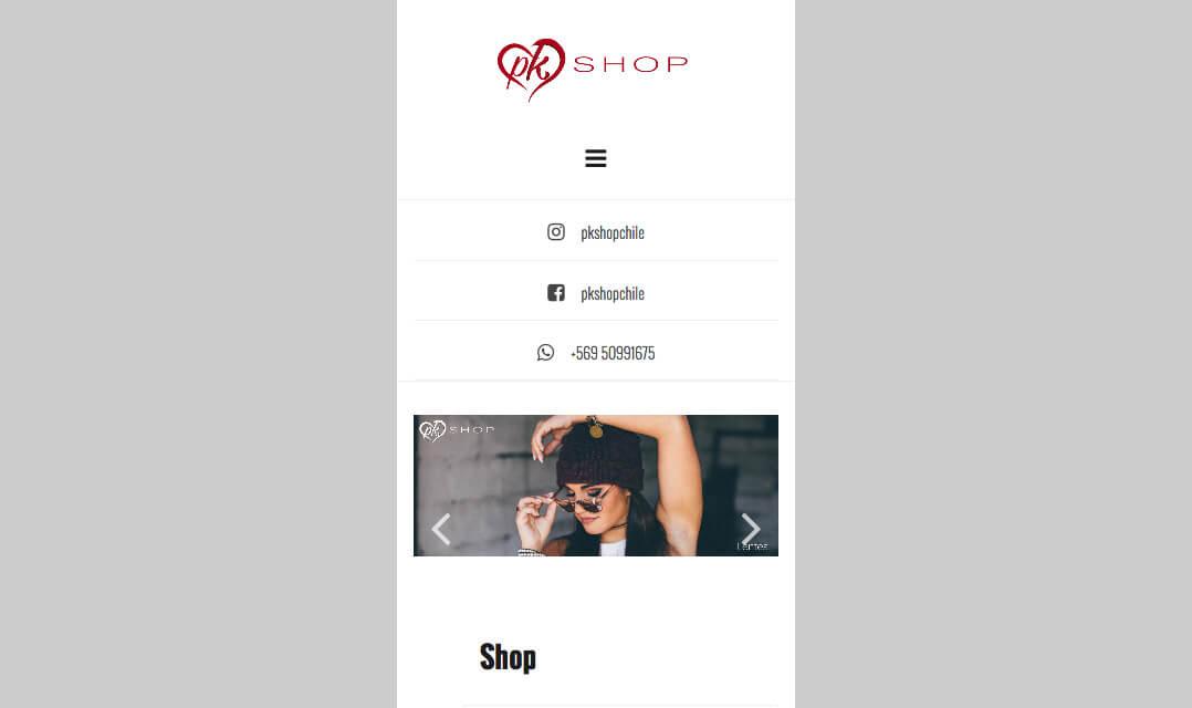 PK Shop